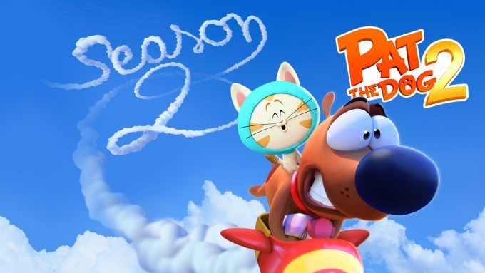 Pat the dog – Season 2