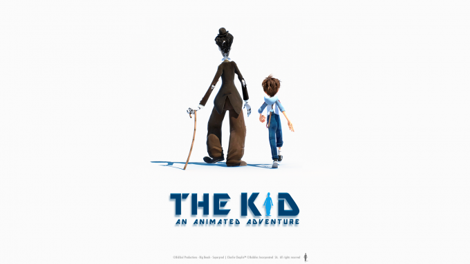The New Kid, an animated adventure
